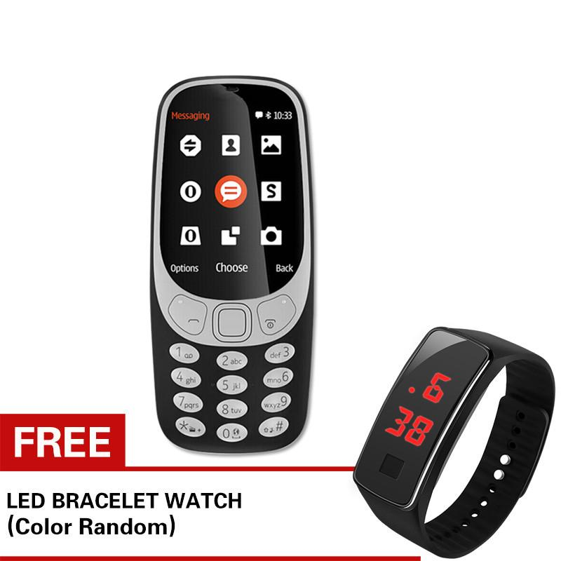 N0kia 3310 Hot Selling Dual Sim Phone With Free Led Watch By Ambertradehl.