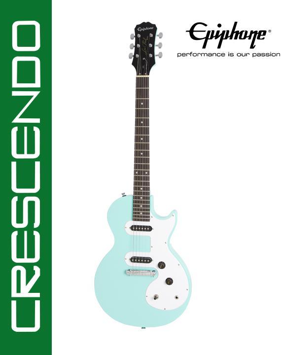 Epiphone ENOLTQCH1 Les Paul SL Electric Guitar (Turquosie)