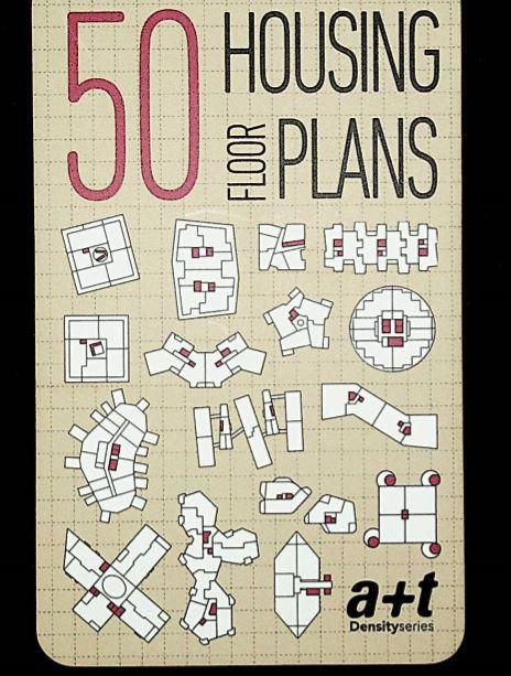 50 Housing Floor Plans by A+t Architecture [PDF]
