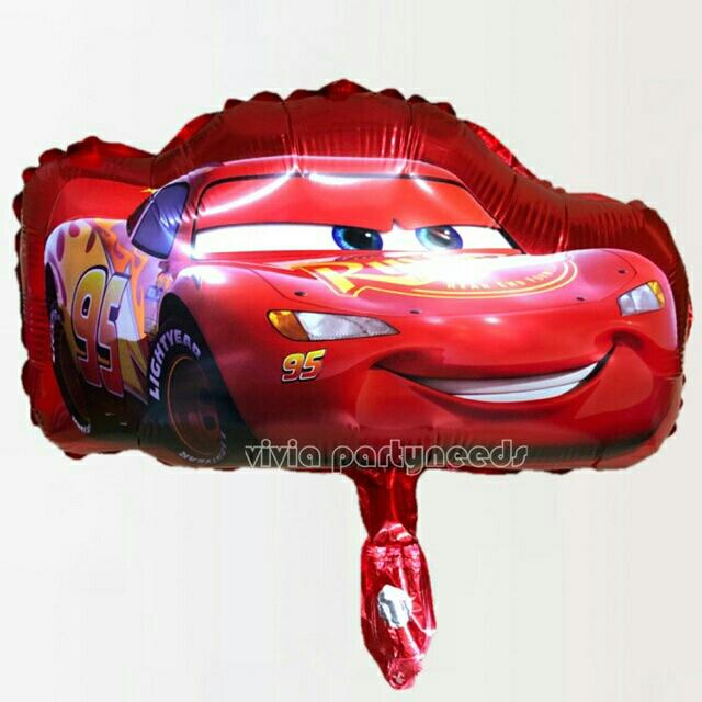 14inches Cars Mini Foil Balloon By Ah K Asta Store.