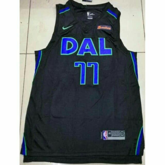 differently 099e4 7e024 Luka Doncic Dallas Mavericks Jersey