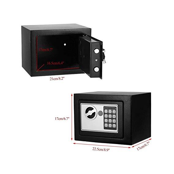 Safes Office Home Hotel Room Steel