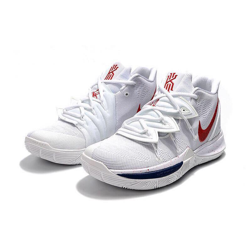 quality design cffa3 10c47 Philippines. New Kyrie 5 lrving 3 Basketball Shoes Sports White Red