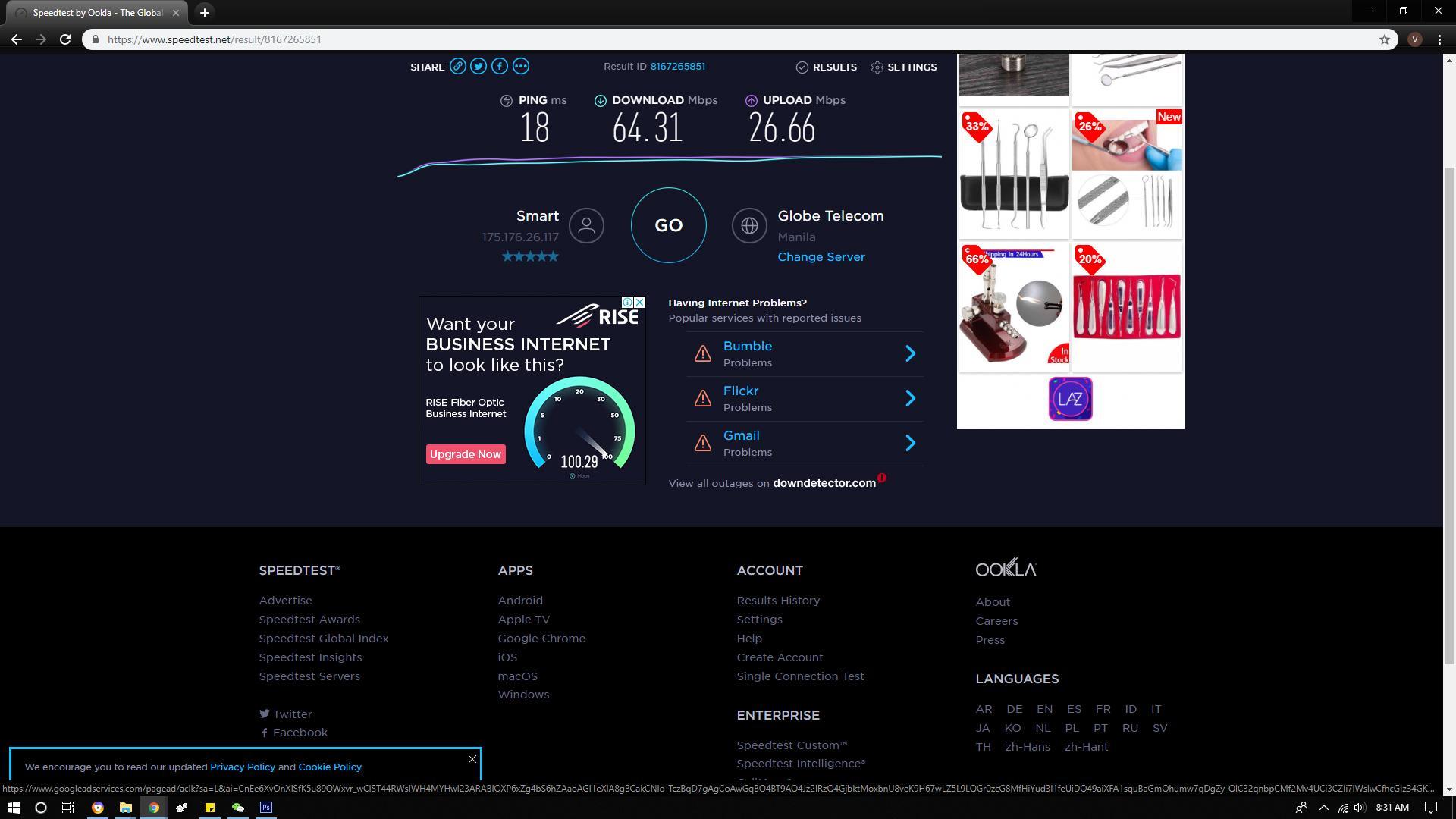 Huawei LTE/4G+/5G/ BLACK MODEM B525 65a (OPENLINE)