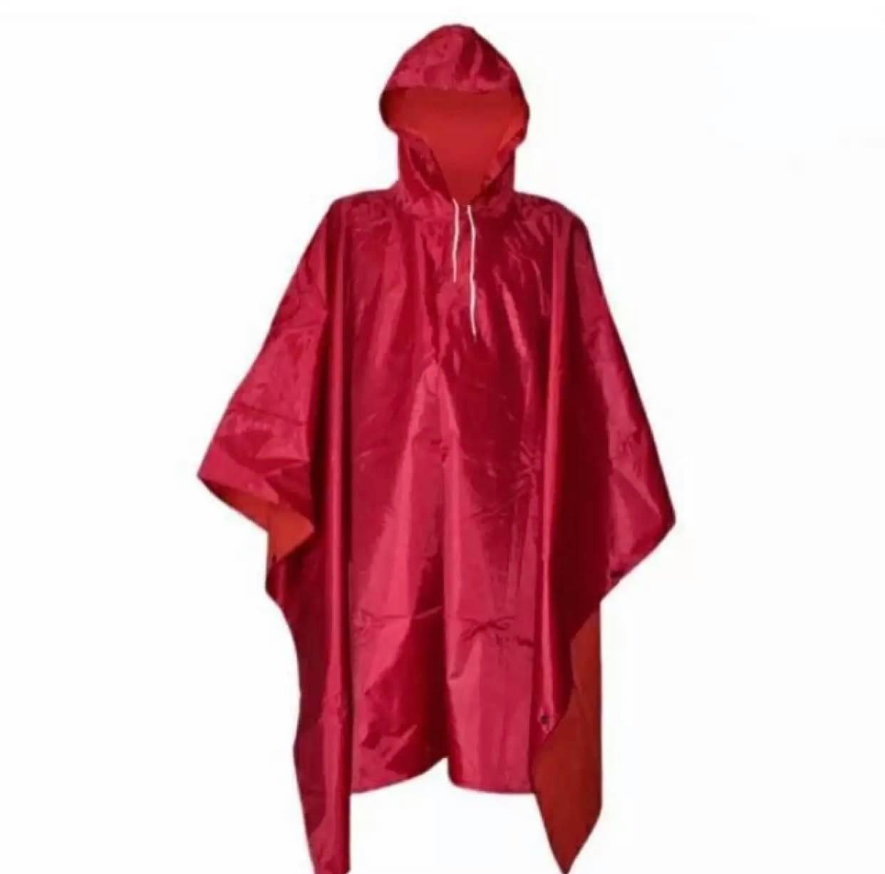 H-885 Waterproof Raincoat with Hoodie
