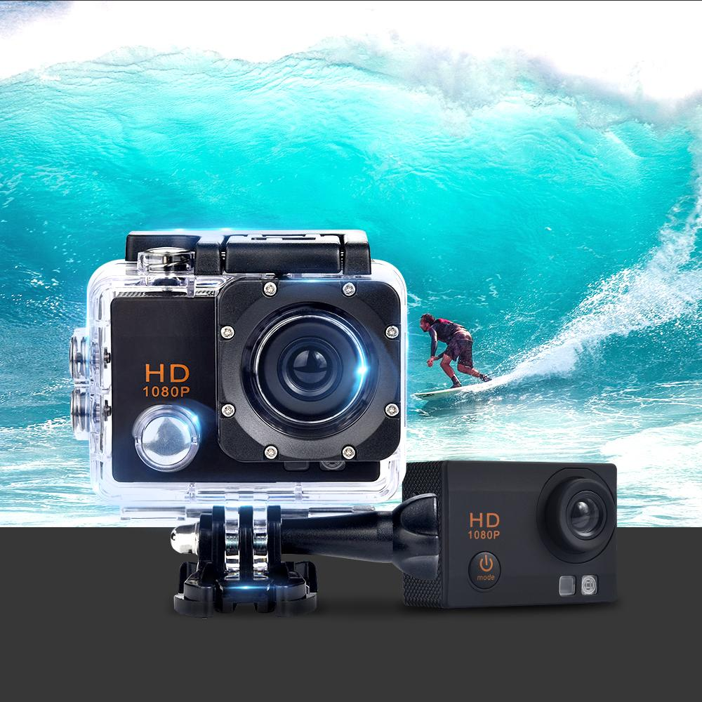 Sports & Action Video Cameras Consumer Electronics Motivated 2.0 Screen Waterproof Full Sports Action Hd Camera Dvr Cam Dv Video Camcorder Action Recoder Electronics 1080p Hd Silver