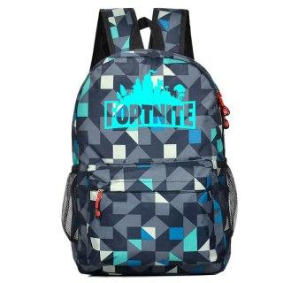 Fortnites Luminous Backpack Men Battle Royale Fortnight Big Capacity School Bag Student Bookbag Teenagers Kids Gifts thumbnail