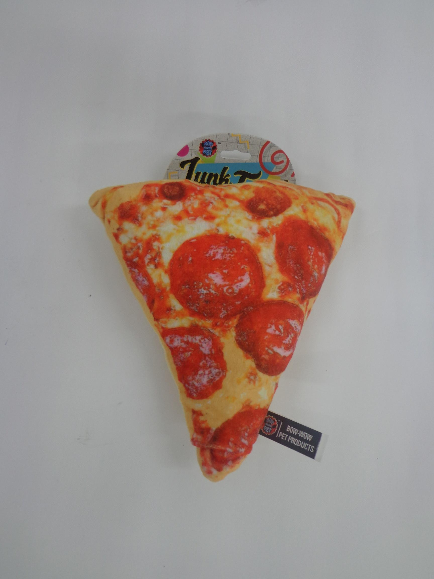 Dog Toy Latex - Pizza