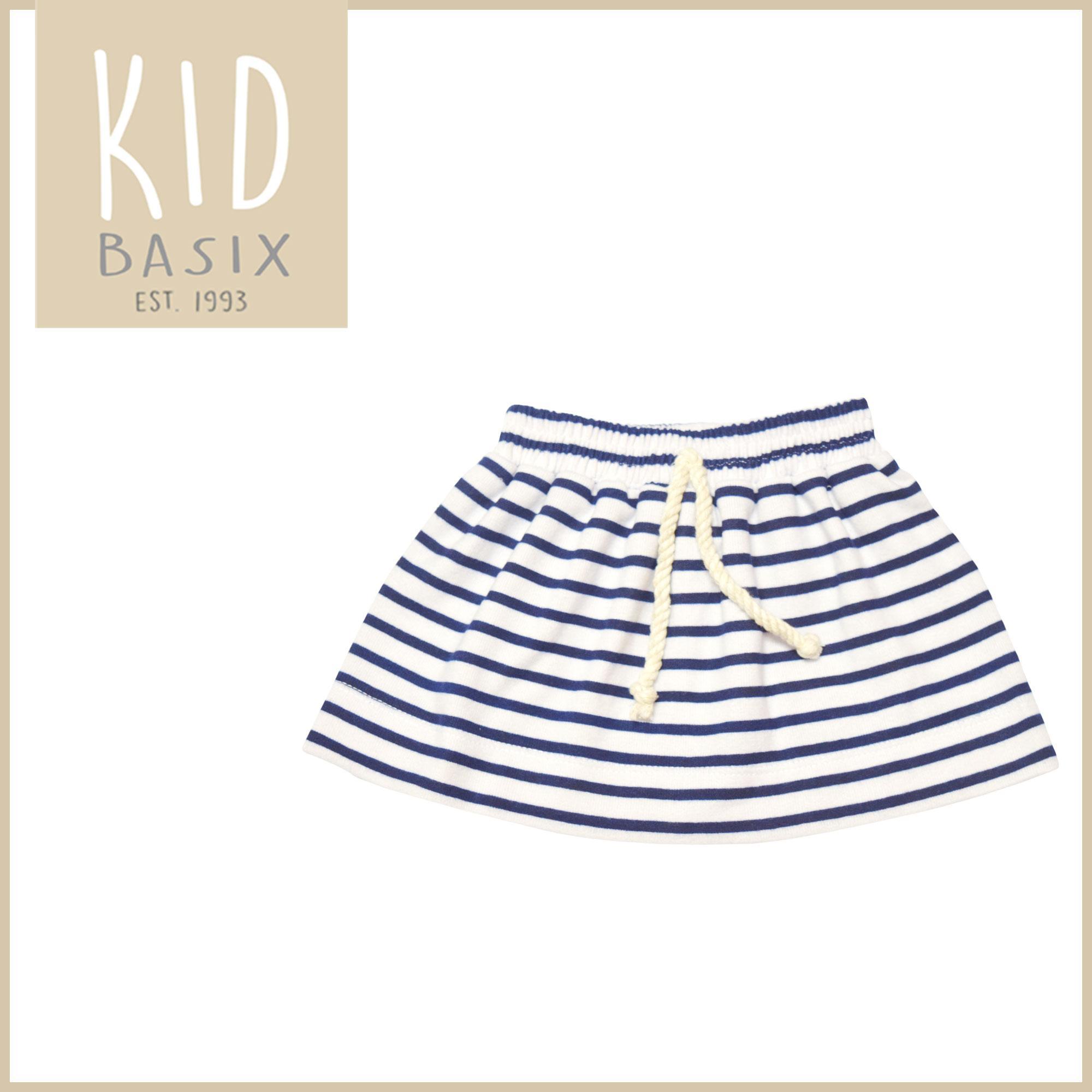 Girls Box Pleated Elasticated Waistband Mini Skirt Kids Stretchy School Skirt FASHION FAIRIES