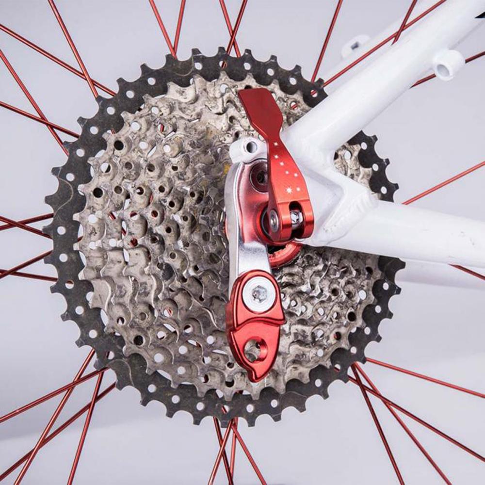 Road Bike MTB  Bicycle Rear Derailleur  Hanger Extension Frame Gear Tail Hook