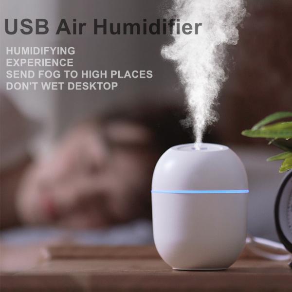 Humidifie moisture Máy phun sương nano tạo độ ẩm hìnhphun khỏ 220ml(WHITE)