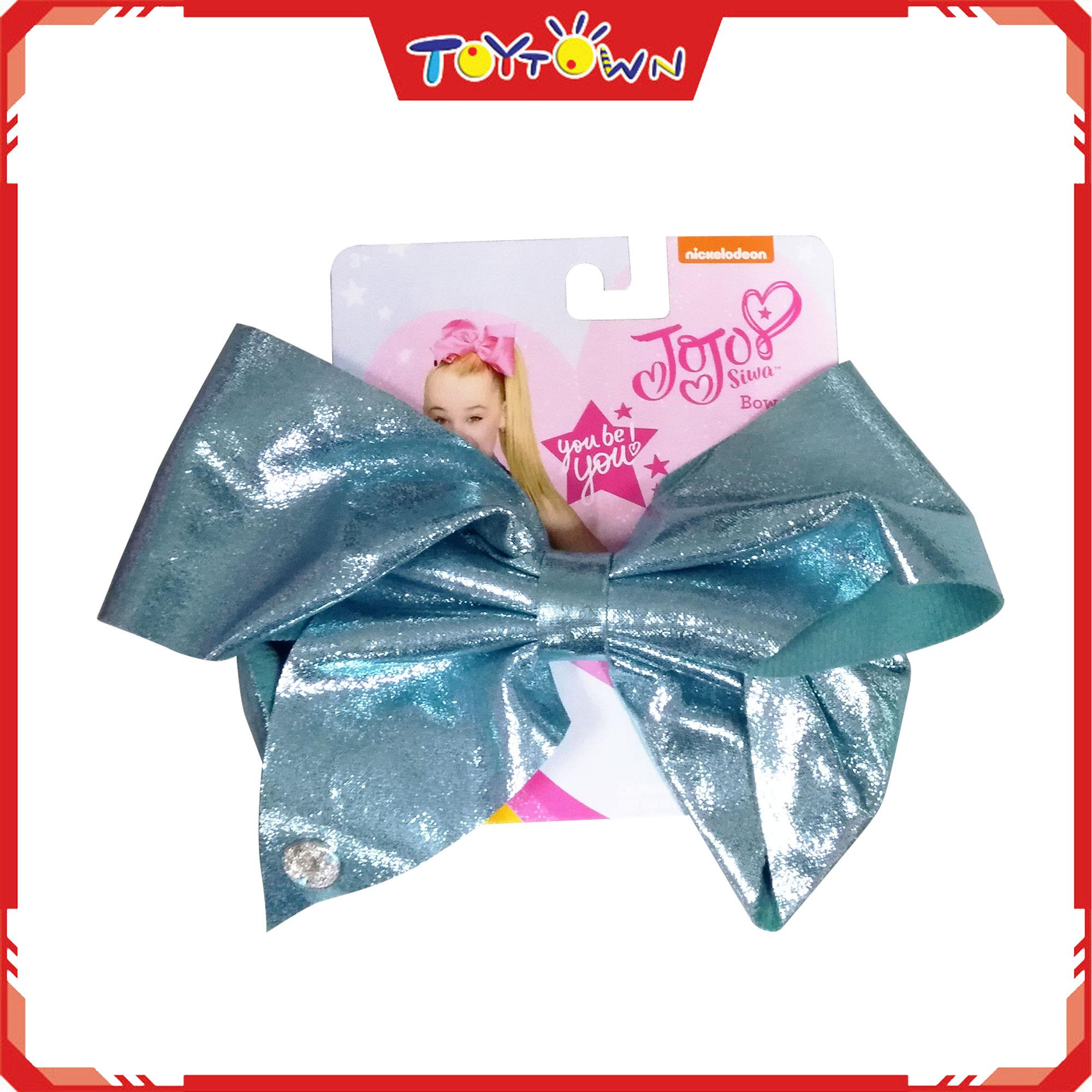 Jojo Siwa Soft Sparkle Bow By Toytown 2.