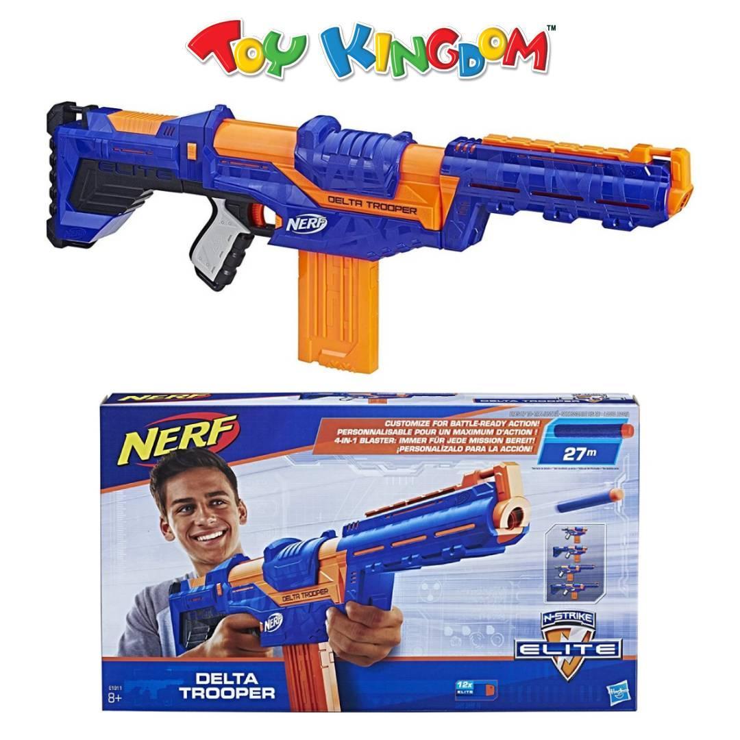NERF N-Strike Sharpfire Delta Trooper Toy Blaster for Boys