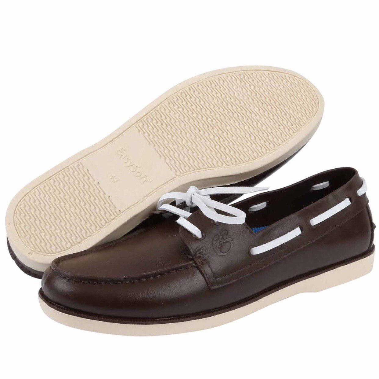 Easy Soft Malibu Dark Brown Shoes for