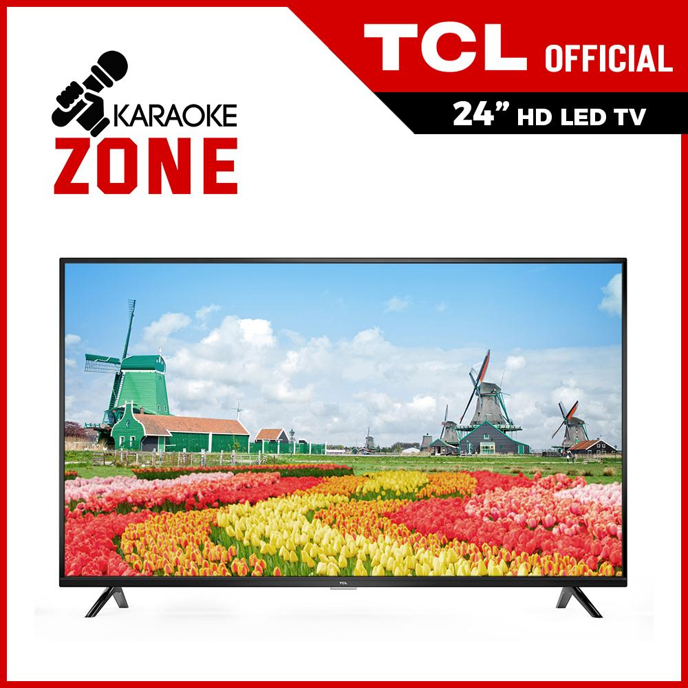 TCL 24 Inch LED TV 24D3000 HD LED TV