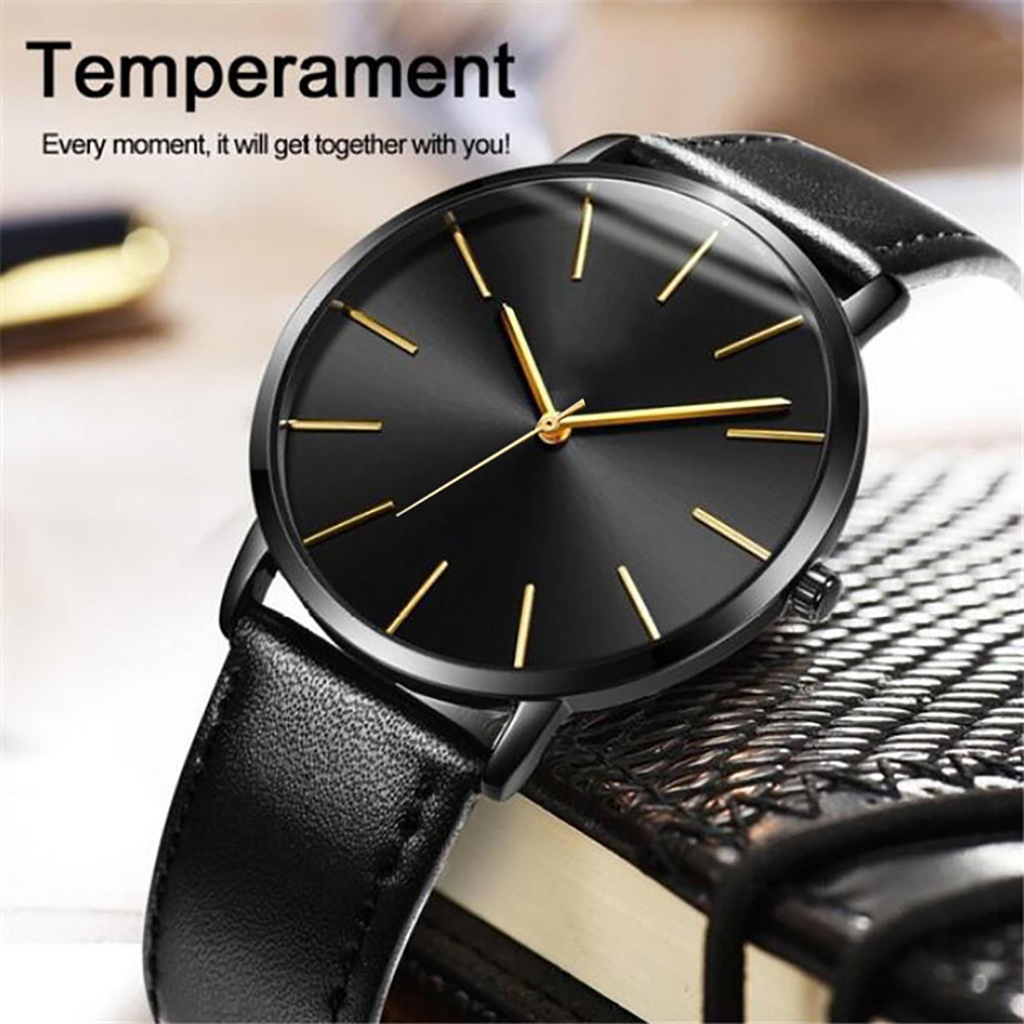 e92cfb6351a1 TNK Monterey 1 (FREE BOX) Relogio Masculino Mens Watches Top Brand Luxury  Ultra-thin Wrist Watch Men Watch Men s Watch Clock erkek kol saati reloj  hombre ...