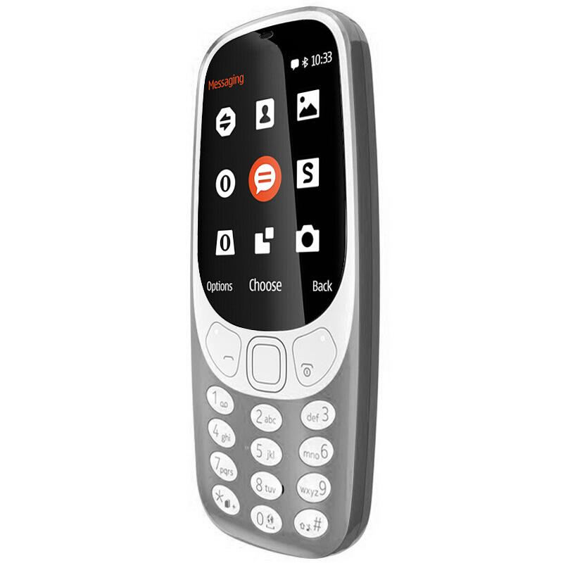 N0kia 3310 Smooth Keypad Mobile Phone By Sunnyside Ph.