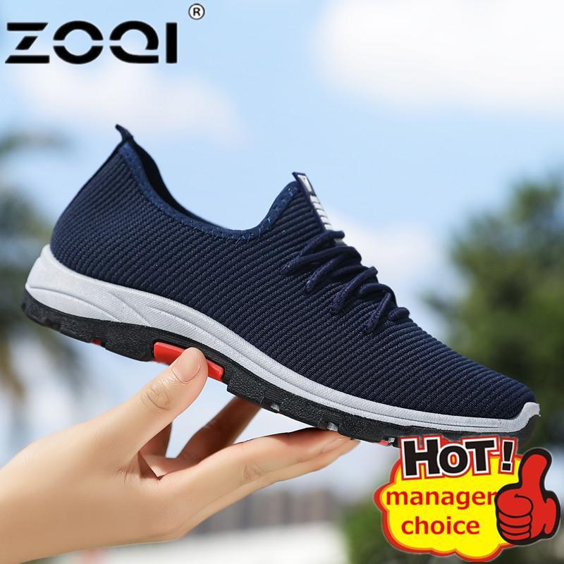 ZOQI Men's Fashion Sports Shoes Outdoor Hiking Shoes Casual shoes for men