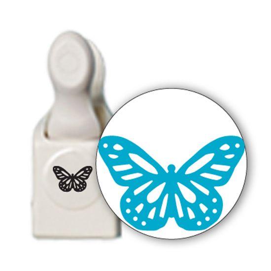 Butterfly Scallop Martha Stewart Crafts Punch Around The Page