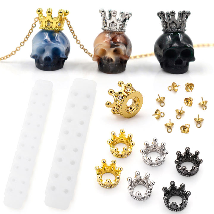 Round Beads Mold Epoxy Molds Halloween Silicone Mould Crystal Resin Mold