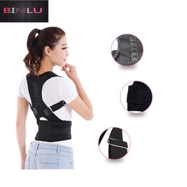42ca1ac61 Real Doctor Posture Support Brace Corrector Belt Back Brace Strap for Men    Women