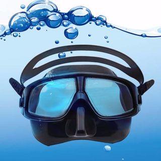 Kính Lặn GGR Có Thể Điều Chỉnh, Kính Chống Nước Kính Câu Cá Kính Lặn Miễn Phí, Kính Mắt Chống Sương Mù Lặn Dưới Nước Cứu Hộ thumbnail