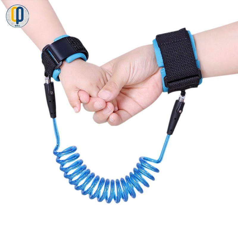 Anti-Lost Child Wrist Strap Safety Harness for Baby Strap Rope Outdoor image on snachetto.com