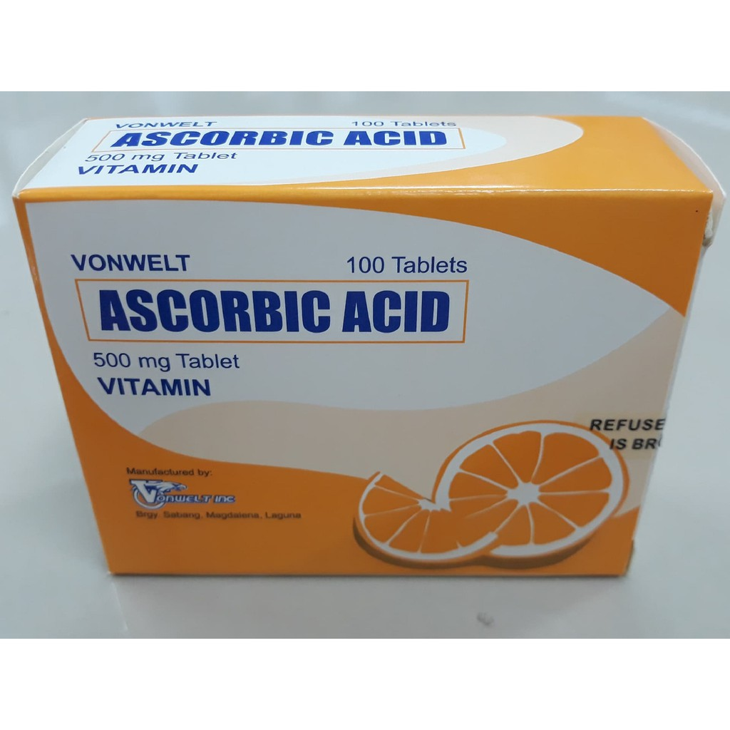 Ascorbic Acid Food Supplement Philippines Ascorbic Acid Weight Management For Sale Online Lazada Com Ph