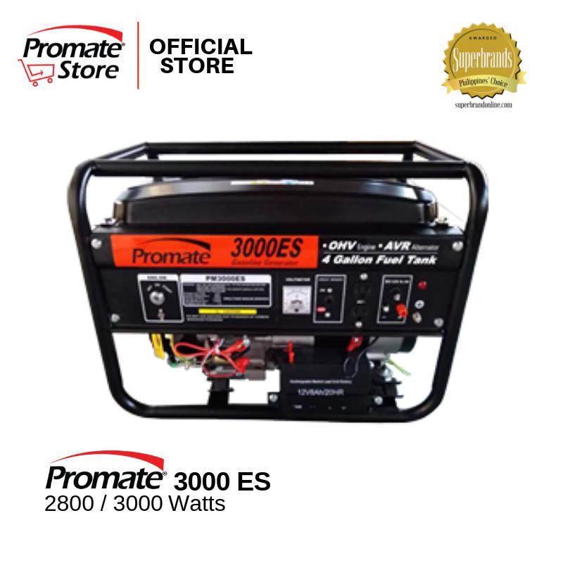 Promate PM3000 ES Gasoline Generator
