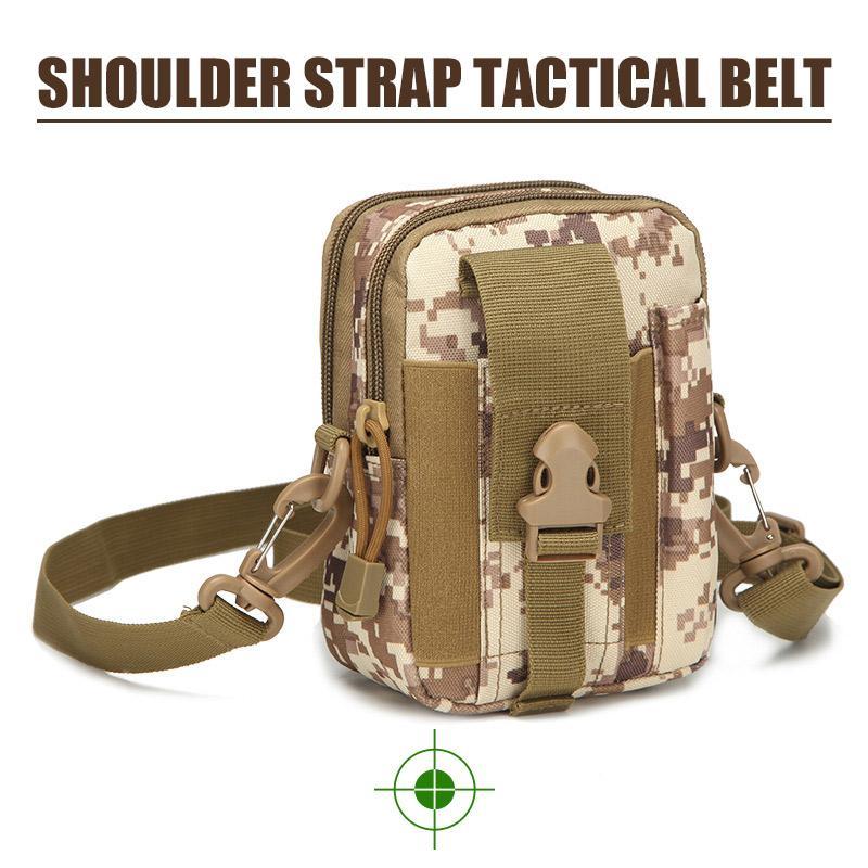 366099424a68 Shoulder Strap Pilot Army Fans,multifunction Waist Packs Tactical  pockets Tactical waist bag