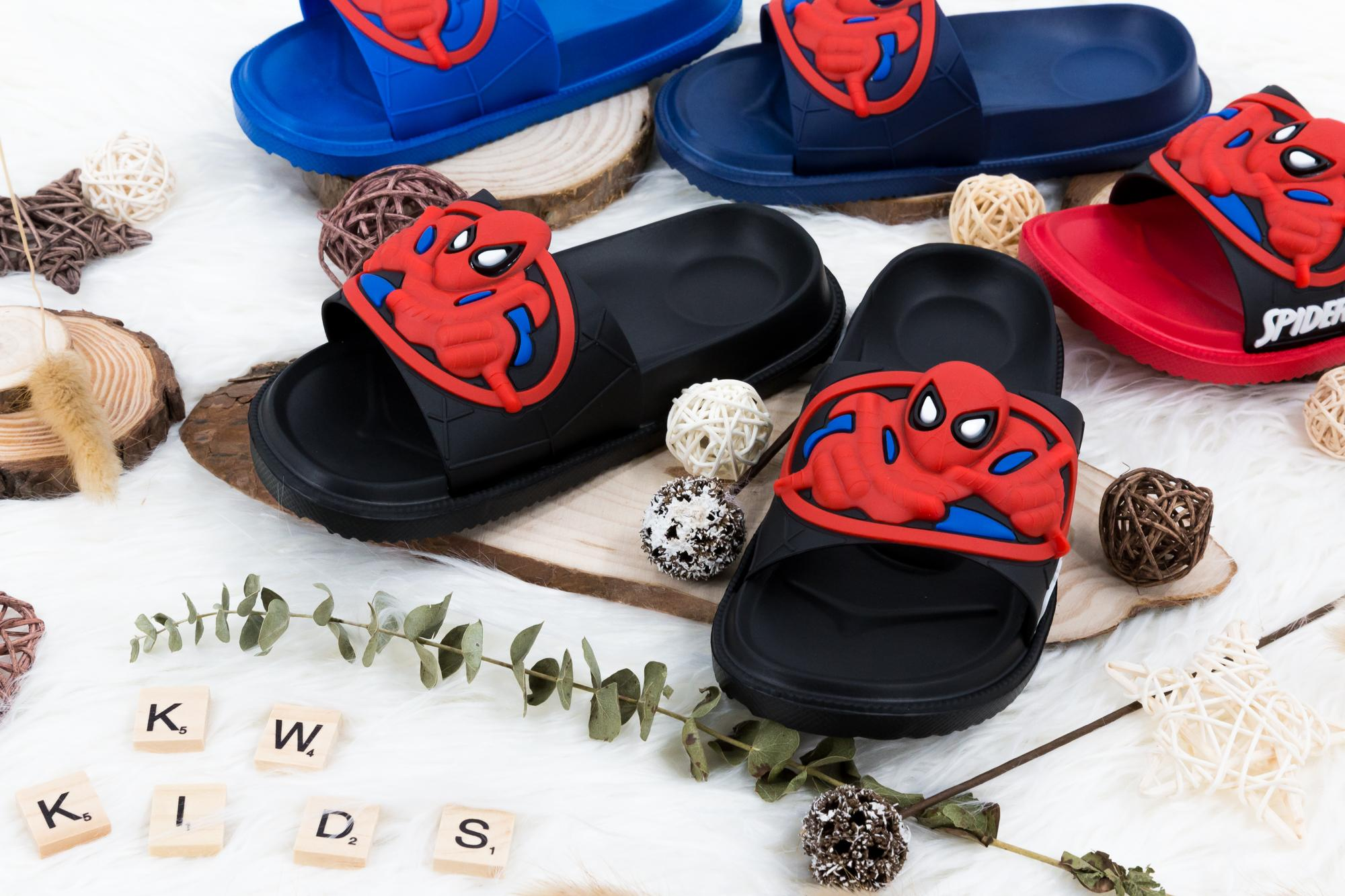 Kwkids High Quality Unisex Cartoon Slides 738s By Kwkids.