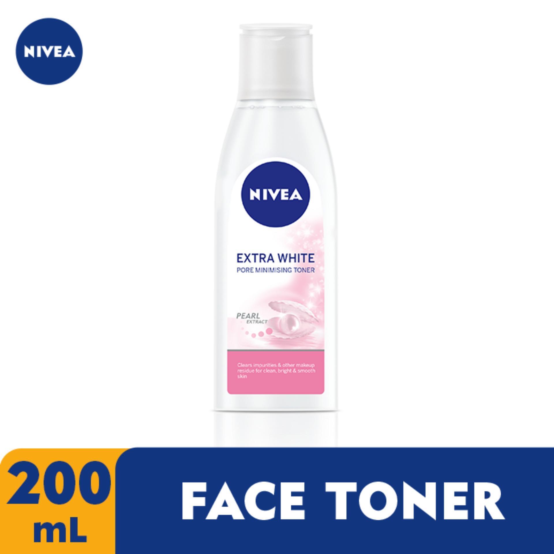 Natasha Nivea White Toner Extra White Repait Pore Minimizer Toner