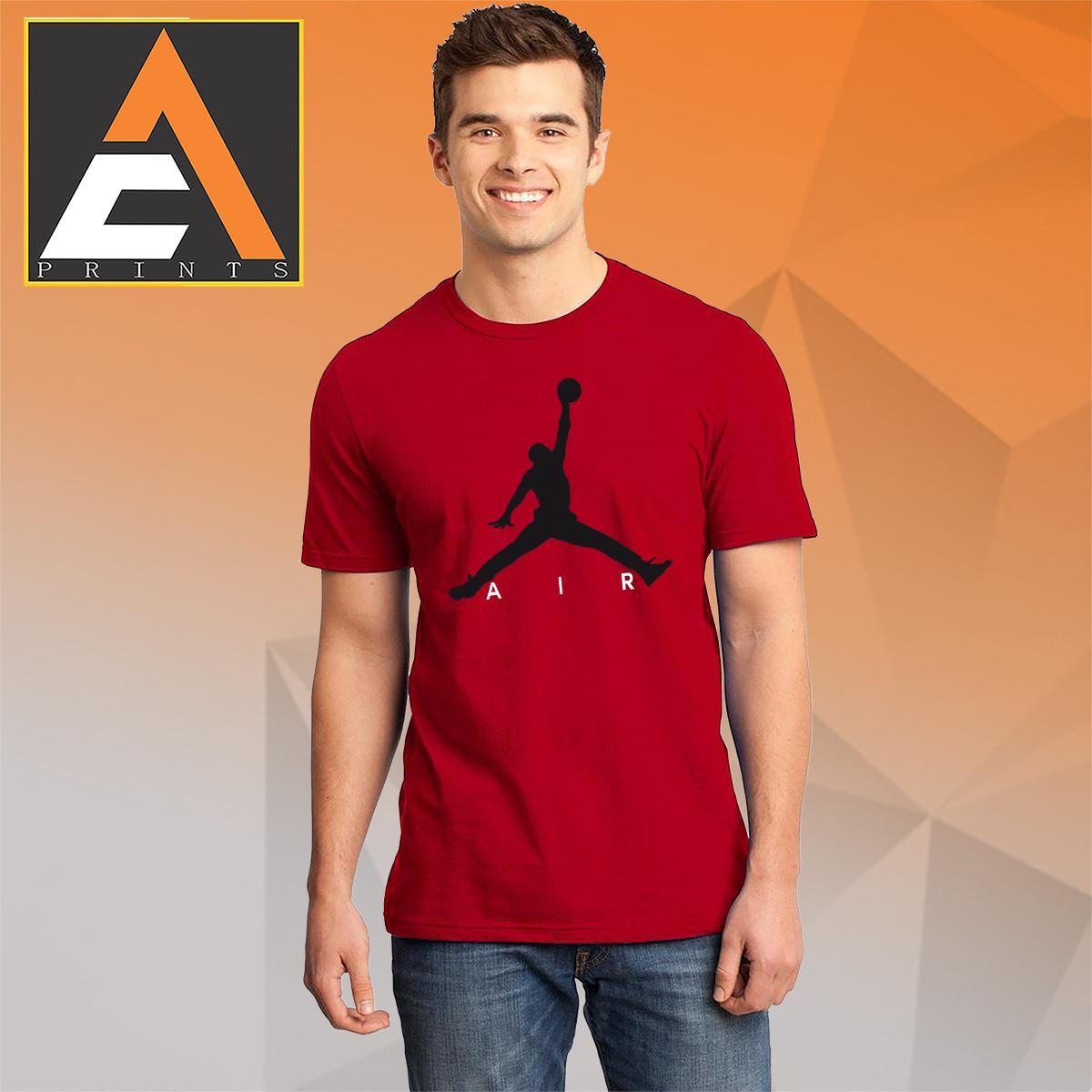 6d871b42e0b409 Jordan shirt Michael Jordan shirt Basketball tshirt Basketball shirt AIR  Shirt Unisex(Men Women