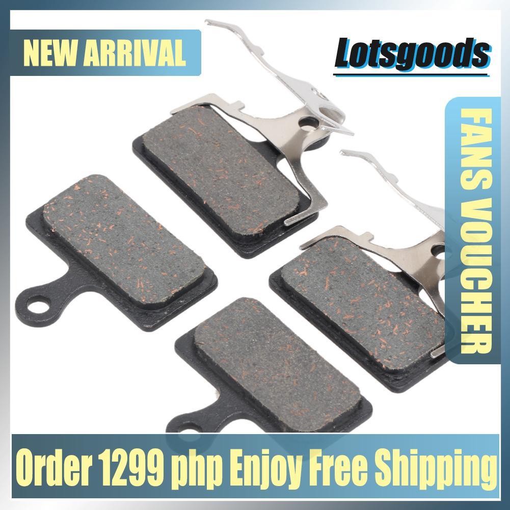 2pairs Bicycle Disc Brake Pads For Shimano XTR M985 M988 XT M785 SLX M666 Disc
