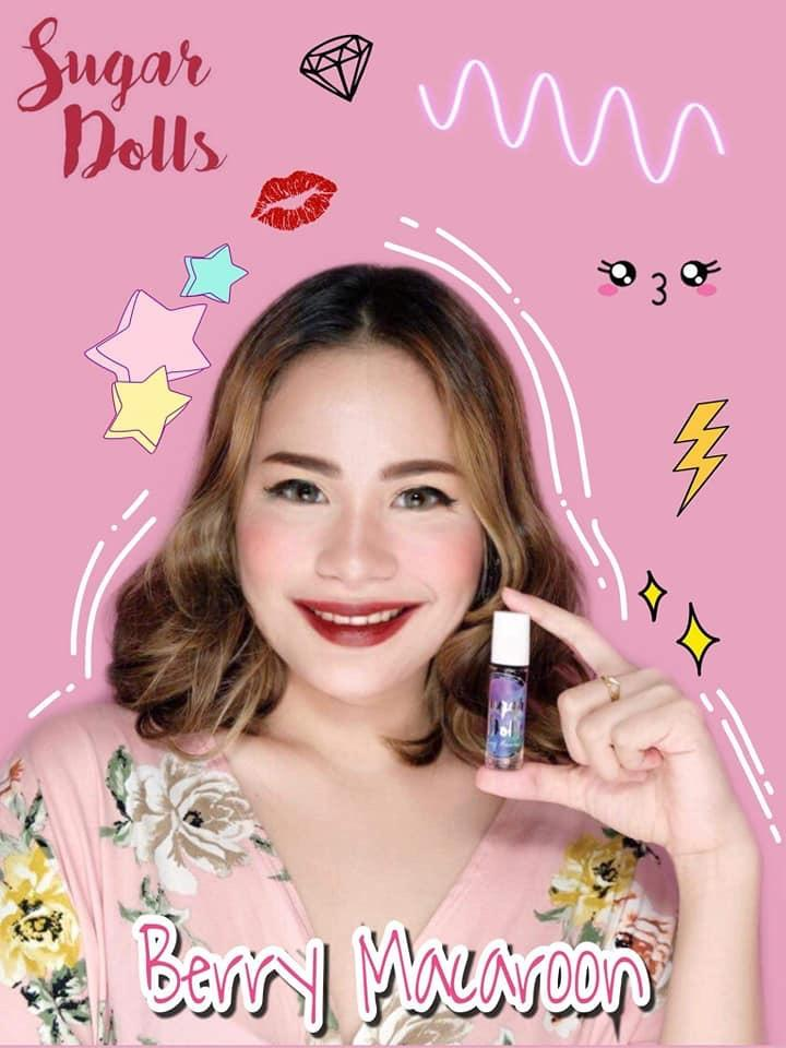Sugar Dolls Gel-based Liptint (5ml) Berry Macaroon Philippines