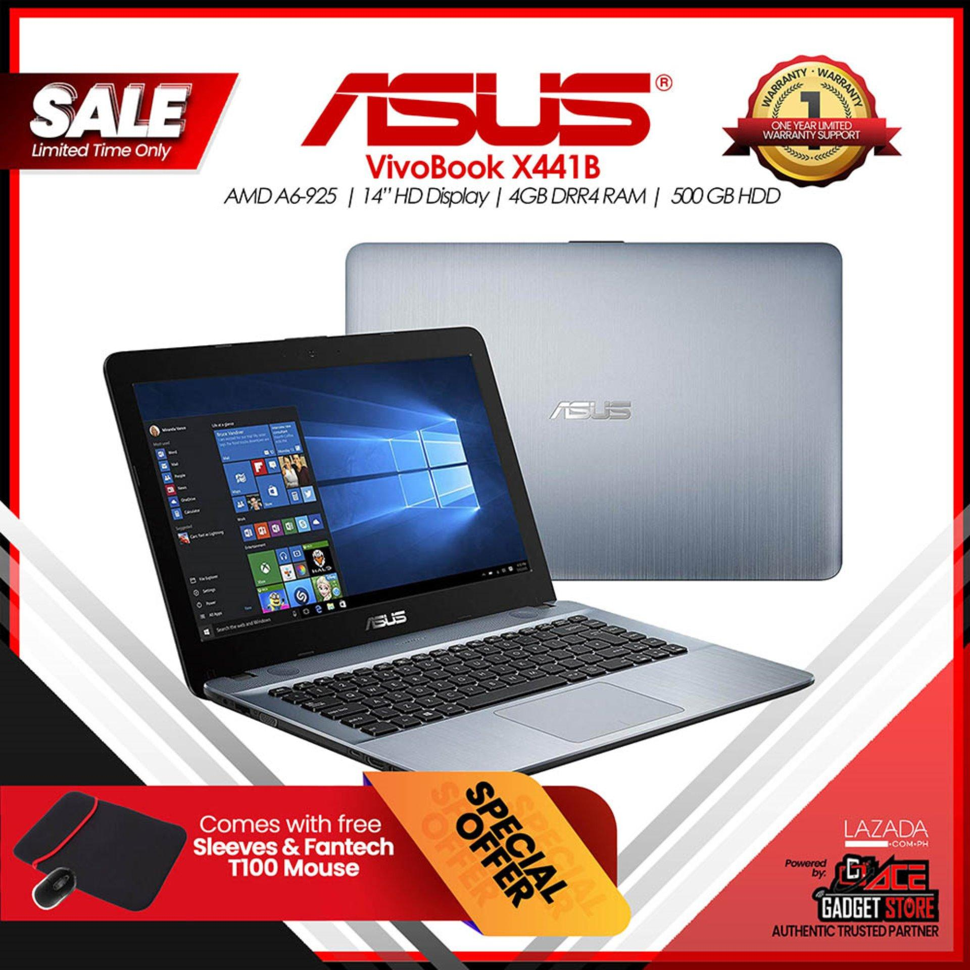 ASUS VivoBook X441B, Ultra Slim 14