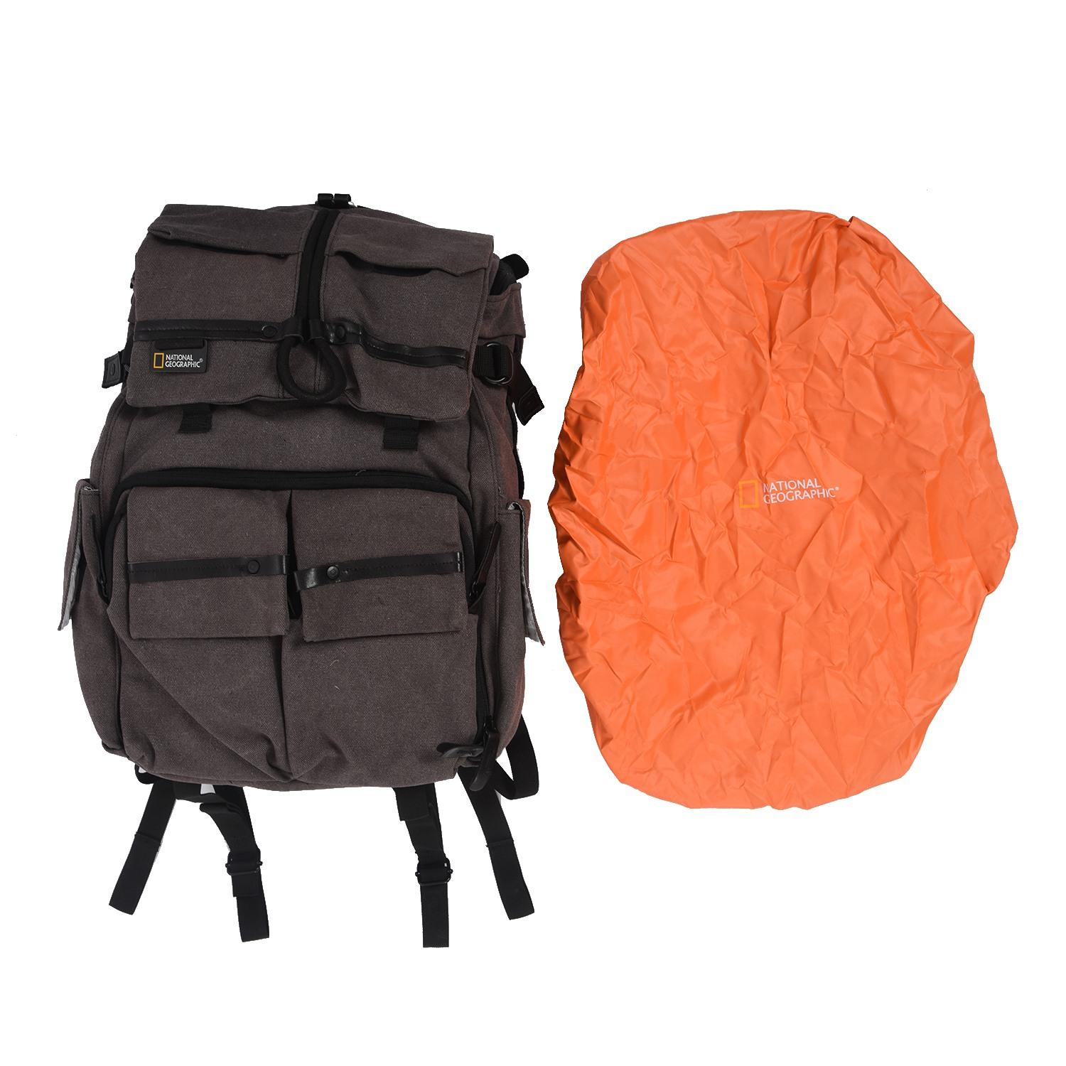 Digital Gear Bags extra Thick Version Top High Quality Camera Bag National Geographic Ng W5070 Camera Backpack Genuine Outdoor Travel Camera Bag
