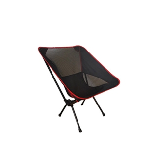 Outdoor Portable Folding Chair Beach Chair Fishing Chair Camping Hiking Chair Camping Leisure Moon Chair thumbnail