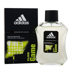 Adidas Pure Game Eau De Toilette For Men 100ml