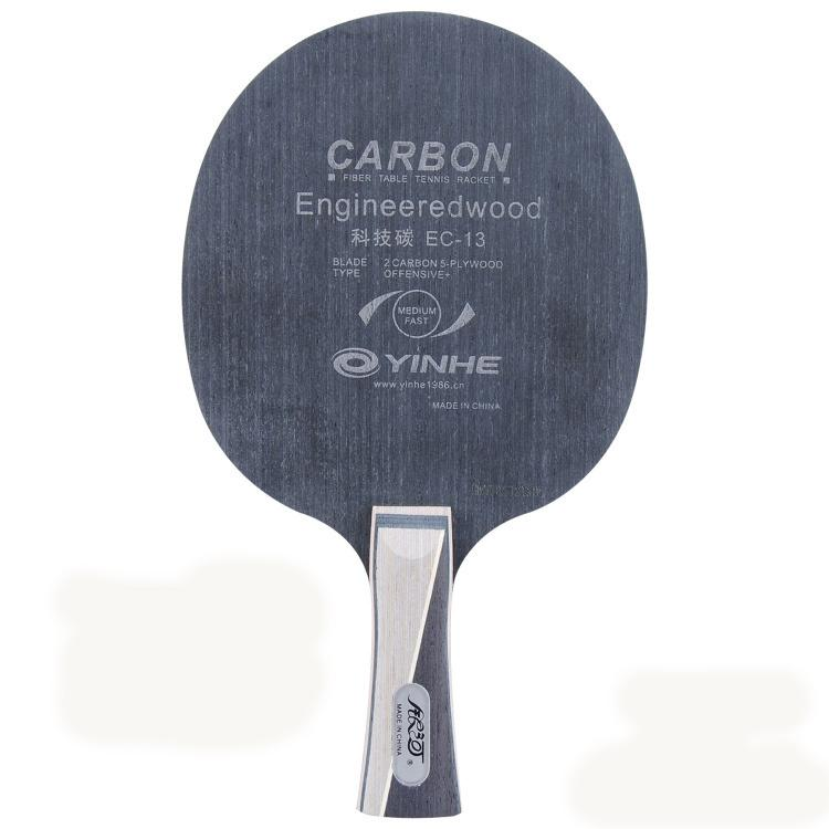Yinhe Ec-13 Wooden Carbon Table Tennis Racket Bat Blade 1x Table Tennis Racket Guard Side By Lovacool Store-Love Via Cool Shopping Mall.