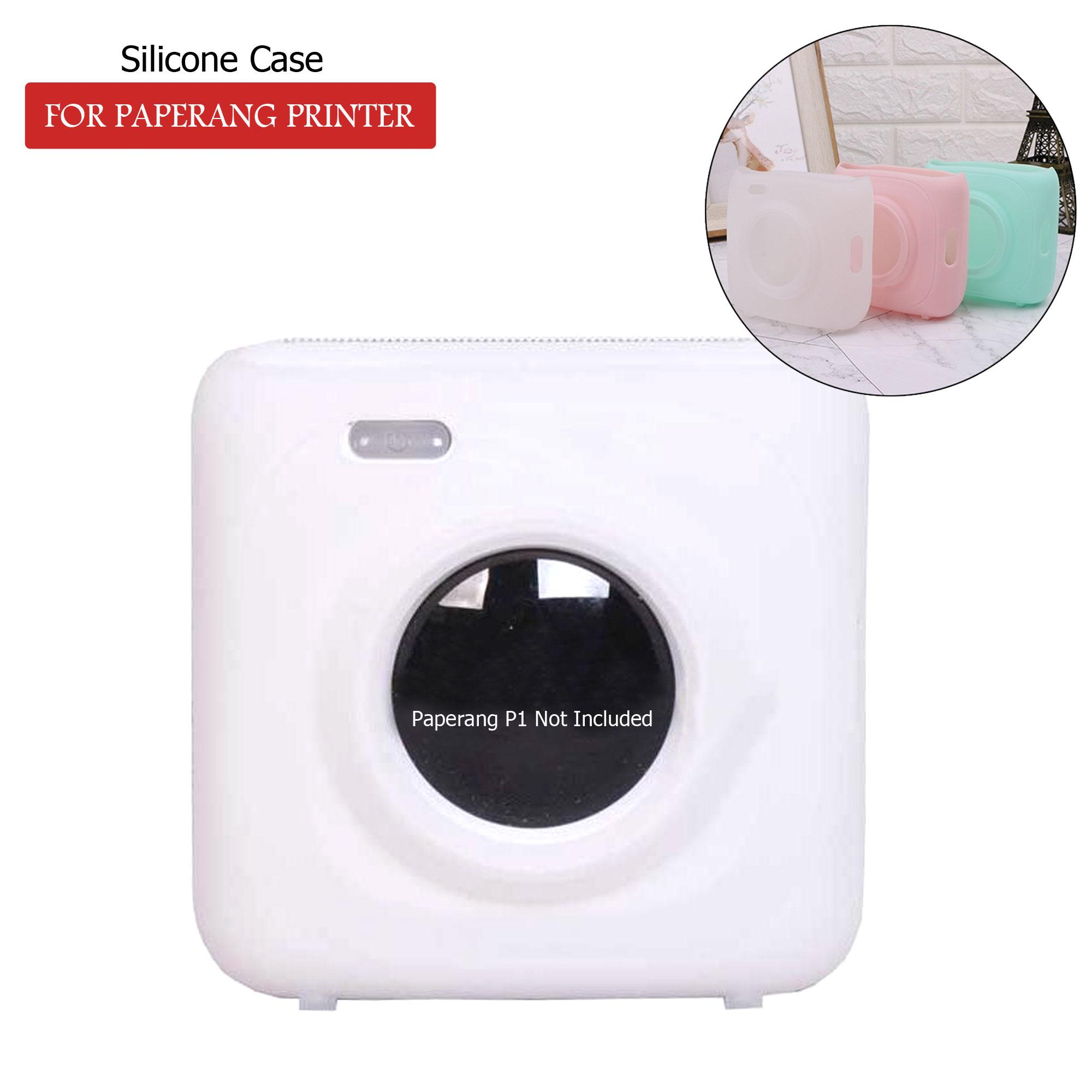 Protective Silicone Case Anti-scratch For Paperang P1 Thermal Printer