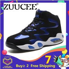 ZUUCEE Giày Thể Thao Bóng Rổ Nữ Nam Cao-TOP Sneakers Nam Không Đệm Cặp Đôi Shoes【Free Shipping】