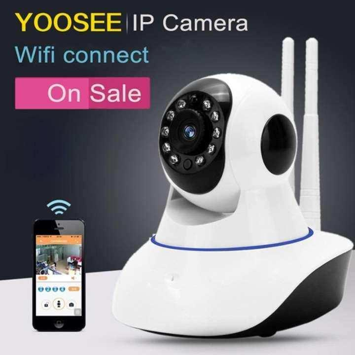 Yoosee IP CAM wireless security HD CCTV Camera WiFi remote monitor 1080P  high-definition night vision mobile phone network integrated machine