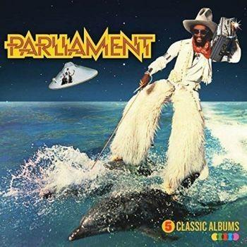 Parliament – 5 Classic Albums (cd) By Cd Express Direct.
