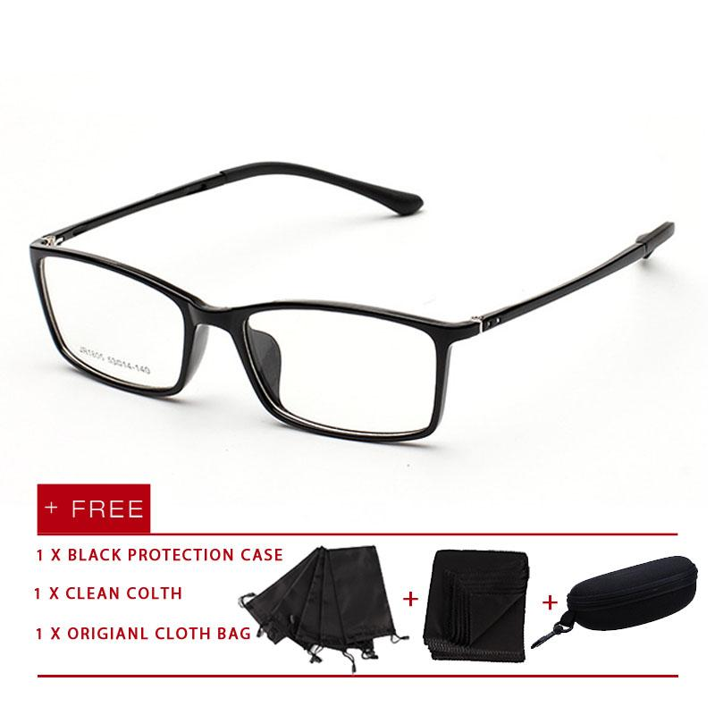 efc63c1688 2018 New fashion men women eyewear eyeglasses students flat lens glasses  Spectacles for men women 6207