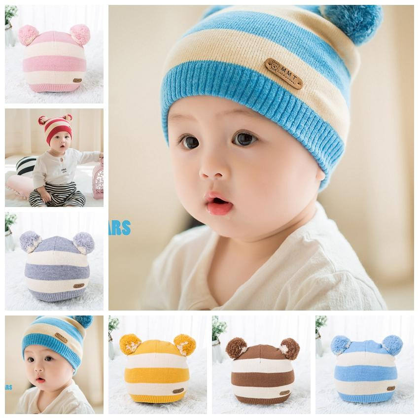 f37f59c4c 3-24 MONTHS Smart Baby MZ7010 Korean Lovely Style Costume Cartoon Baseball  Hat Adjustable Infant Baby Unisex Child Baby Boys Girls Soft Cotton Yarn ...