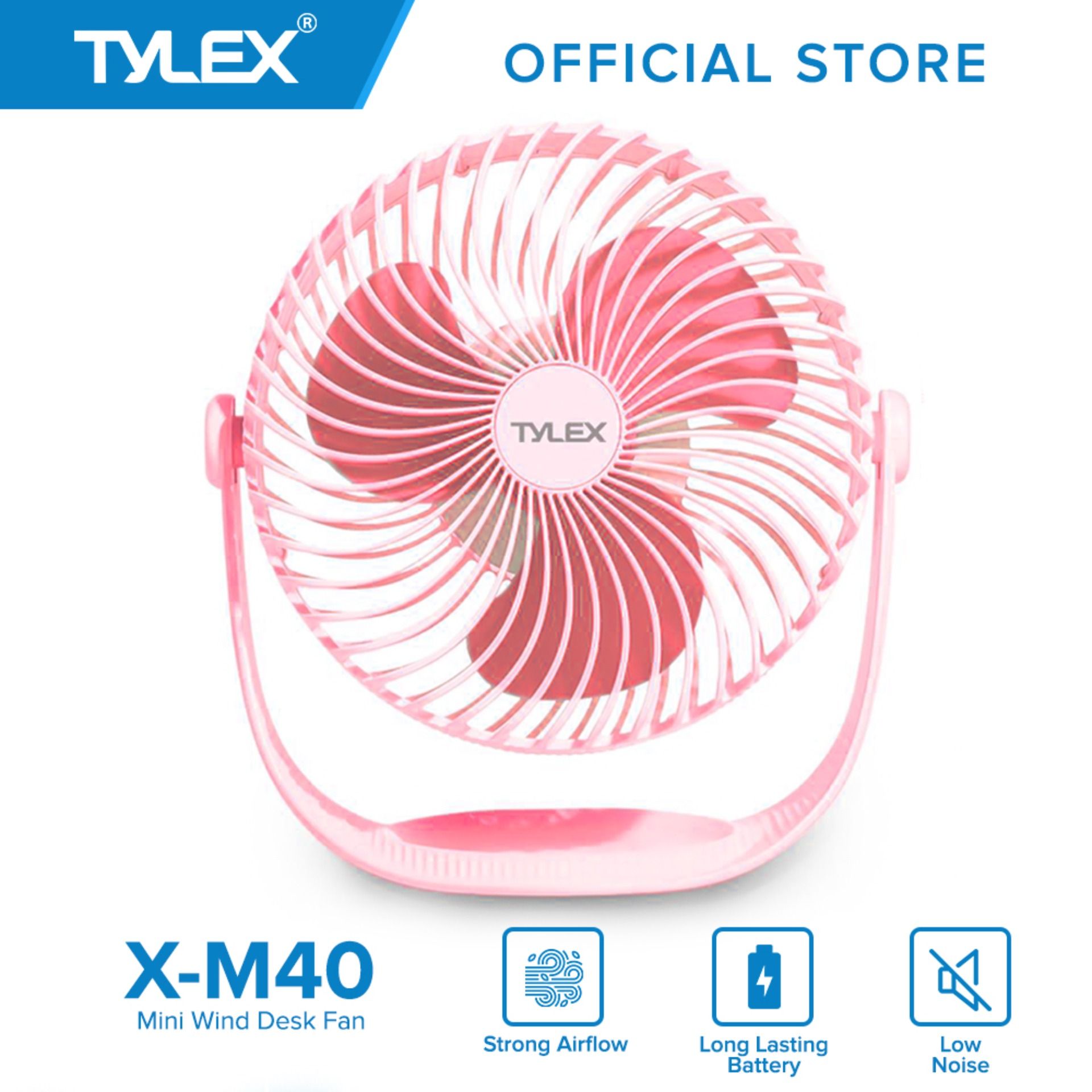 Cher9 Hands-Free Neck Band Hands-Free Hanging USB Rechargeable Dual Fan Mini Air Cooler Summer Portable