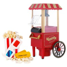 Air-Pop Type Popcorn Maker (red) By Rising Star.