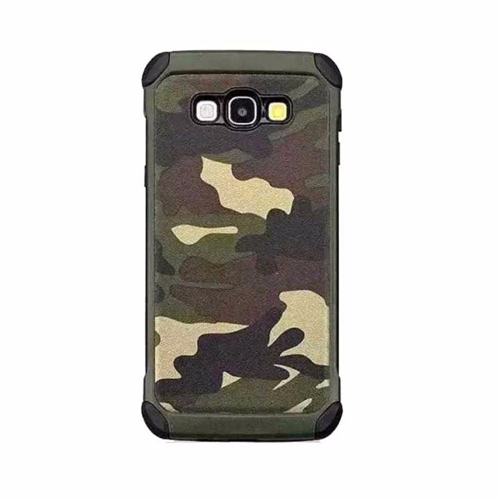 Alibaba Camouflage Camo Armor Defender Case for Samsung Galaxy J1 2016 (Green) product preview, discount at cheapest price
