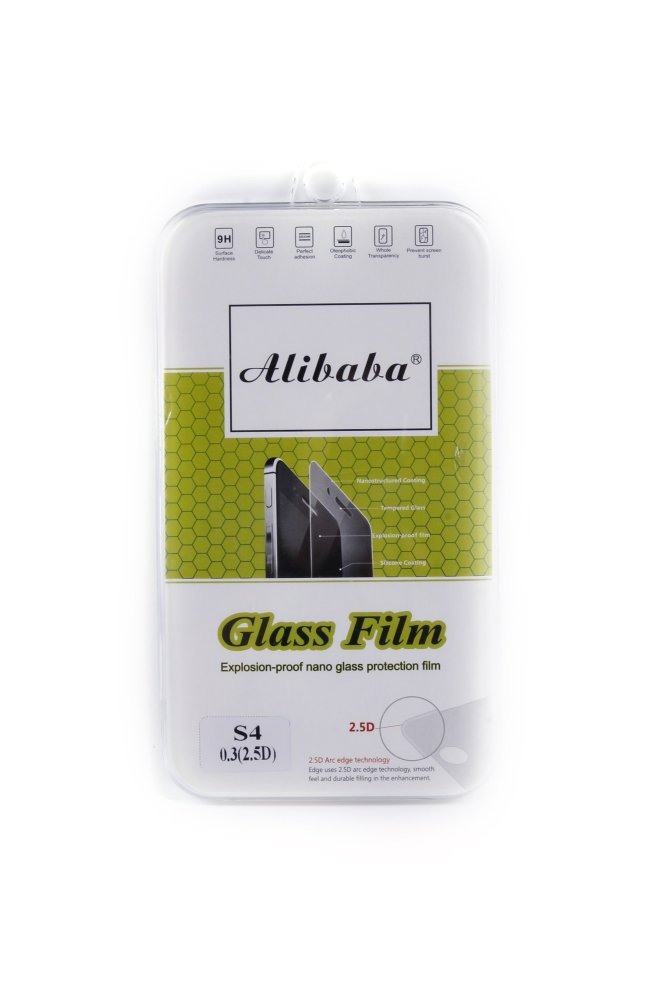 Alibaba Tempered Glass Protector for Samsung Galaxy S4